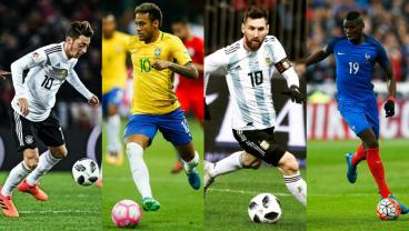 Everything You Need To Know About The 2018 World Cup Draw