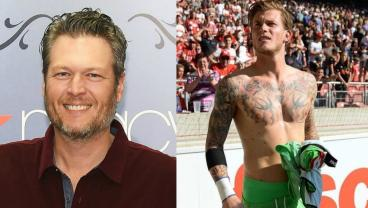 Why Loris Karius Should Be People Magazine's Sexiest Man Alive Instead Of Blake Shelton