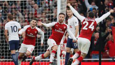 Arsenal's Comprehensive Win Over Rival Tottenham Only Makes Gunners Fans More Frustrated