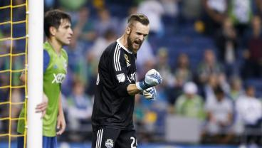 Interview: Going One-On-One With Seattle Sounders Goalkeeper Stefan Frei