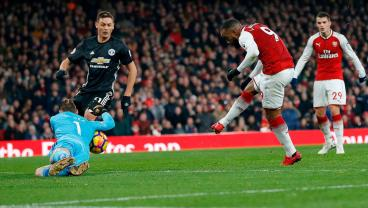 Manchester United-Arsenal Was The EPL Game Of The Year So Far
