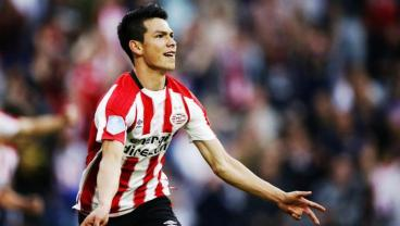 Chucky Lozano Says He Wants To Play With Messi Someday