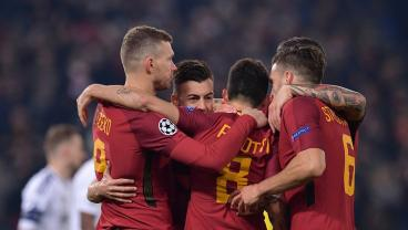 The Great Roma European Adventure Is Rolling But Will It Soon Combust Into Hellfire?