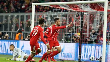 Bayern Munich Proved They Can Beat PSG, But They Still Couldn't Win Their Group