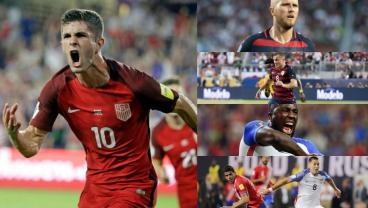 The Five Finalists For The 2017 U.S. Soccer Male PotY Award, Ranked