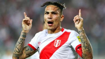 Peru's Paolo Guerrero Tries To Be Maradona, Gets Banned For World Cup
