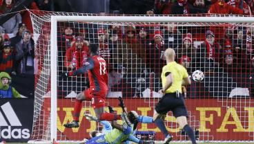 Altidore, Giovinco And Bradley Inspire Toronto FC To MLS Cup 2017