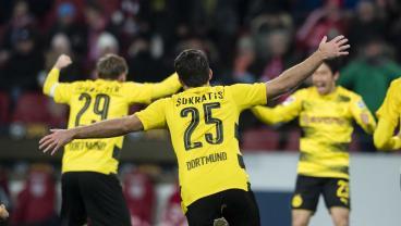 Christian Pulisic's Dortmund Finally Back In Win Column