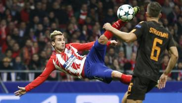 Diego Simeone Confirms Impending Antoine Griezmann Exit With Man United And Barca Lurking