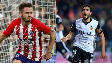 The Winner Of Saturday's El Clasico? Atletico Madrid And Valencia