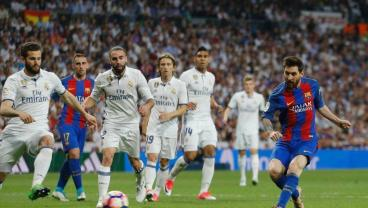Where El Clasico Ranks Among Top TV Viewership Events