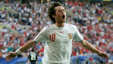 Goodbye Tomas Rosicky, The Man Who Beautifully Destroyed The USA's 2006 World Cup