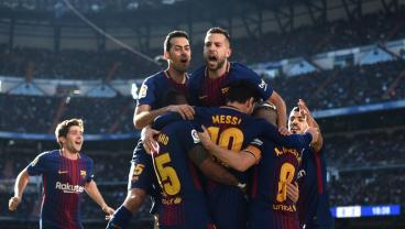 Messi And Suarez Highlight Barcelona's 3-0 Victory Over Real Madrid