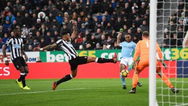 Manchester City Slaughter Newcastle United 1-0 For 18th Straight Win