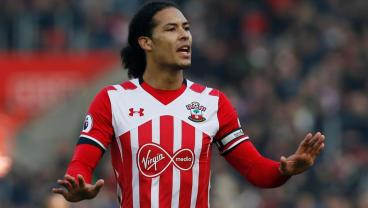 Liverpool And Southampton Agree Enormous Fee For Virgil Van Dijk