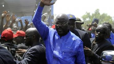 Former Soccer Star George Weah Elected President Of Liberia