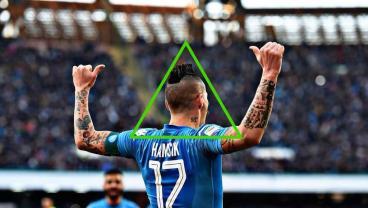 This Marek Hamsik Goal Confirms He's Illuminati