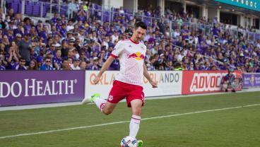 Sacha Kljestan's Brilliant Passing And Terrible Mustache Are Going To Orlando