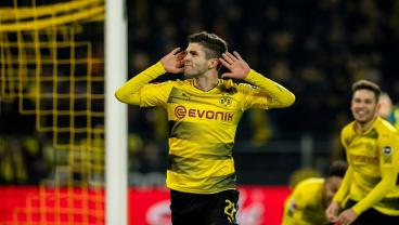 After Coutinho Sale, Let's Go Ahead And Start The Pulisic To Liverpool Speculation