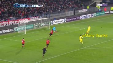 Neymar And Kylian Mbappe Combine For Most Savagely Polite Goal Of All-Time