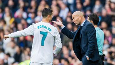 CRISIS Team Meeting Makes Zidane 90 Minutes Late For News Conference