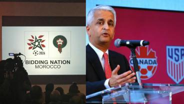Morocco's 2026 Bid Now Has A Logo, So It's Mission Impossible For Sunil Gulati
