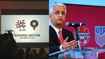 Morocco's 2026 Bid Now Has A Logo, So It's Mission Impossible For Sunil Gulati