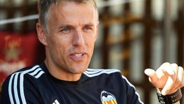Phil Neville's Tenure Managing The England Women Is Already A Disaster