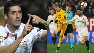 Whose Volley Was Better: Antoine Griezmann's Or Sergio Escudero's?