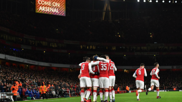 Granit Xhaka Outclasses Eden Hazard To Put Arsenal Into EFL Cup Final