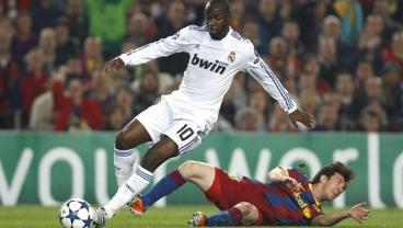PSG Sign Former Chelsea And Real Madrid Midfield Enforcer Lassana Diarra