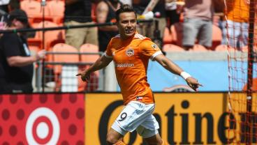 Cubo Torres Moving From The Houston Dynamo To Pumas