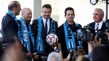 David Beckham Is Finally Officially Bringing MLS Back To Miami