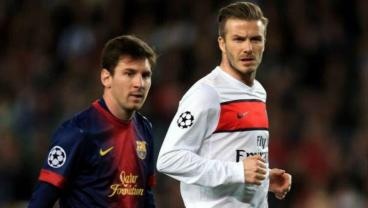 Beckham Wants Youth Focus In Miami, But He Also Wants To Sign Lionel Messi