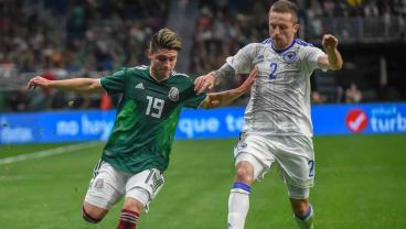 Jonathan Gonzalez Makes Solid Debut For Mexico — In The U.S.