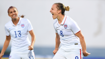 World Cup Winner Amy Rodriguez Will Reemerge In Utah