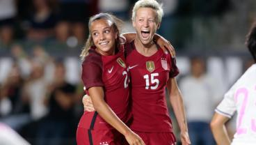 USWNT To Renew Rivalry With Mexico In April
