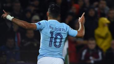 Manchester City Score Four Beautiful Goals In Their 4-0 Demolition Of Basel