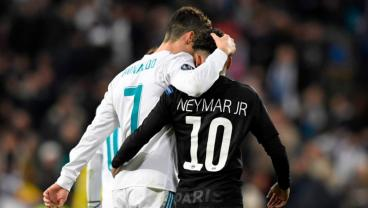 Cristiano Ronaldo Delivers While Neymar Fades Into His Own Maze Of Dribbles