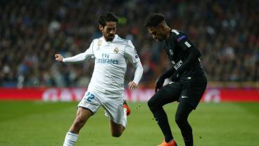 Real Madrid-PSG Match Garnered Massive Viewership Numbers Across The Globe