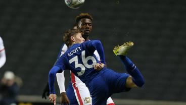 U.S. U-20 Kyle Scott Makes Chelsea Debut In FA Cup