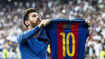 Watch Lionel Messi's Most Legendary Goals Right Here, Right Now