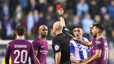 Plucky Manchester City Downed By League 1 Juggernaut Wigan Athletic