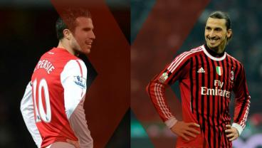 It's Arsenal vs. Milan Again With A Couple Subtle Changes
