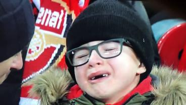 Manchester City Makes Child Cry With Ruthless Destruction Of Arsenal