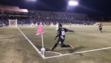Freddy Adu Debuts With 13th Club, Records Las Vegas' First Assist In Club History