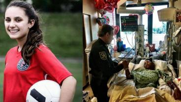 Florida Shooting Victim To Be Honored By USWNT; Hero Anthony Borges Contacted By FC Barcelona