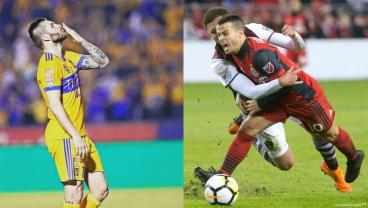 No Lie, Tigres vs. Toronto FC Will Be The Greatest CCL Quarterfinal Ever