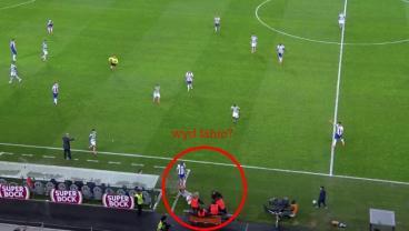 Porto Medical Staff Sent Off After Hilarious Confrontation With Fábio Coentrão