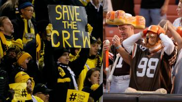 What The Cleveland Browns Have To Do With Columbus Suing Major League Soccer